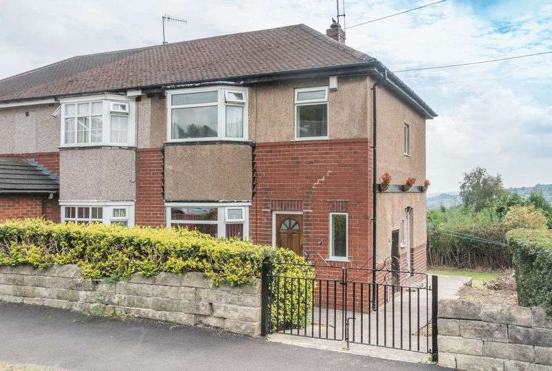 3 Bedrooms Semi Detached House for sale in Studfield Hill, Wisewood - Near Loxley & Wadsley