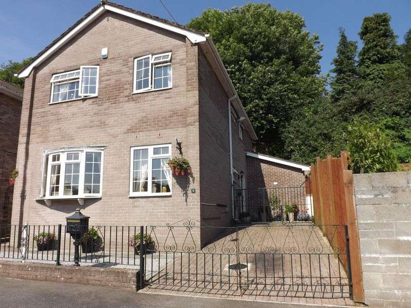 4 Bedrooms Detached House for sale in Birchley Close, Treforest, Pontypridd CF37 1SJ