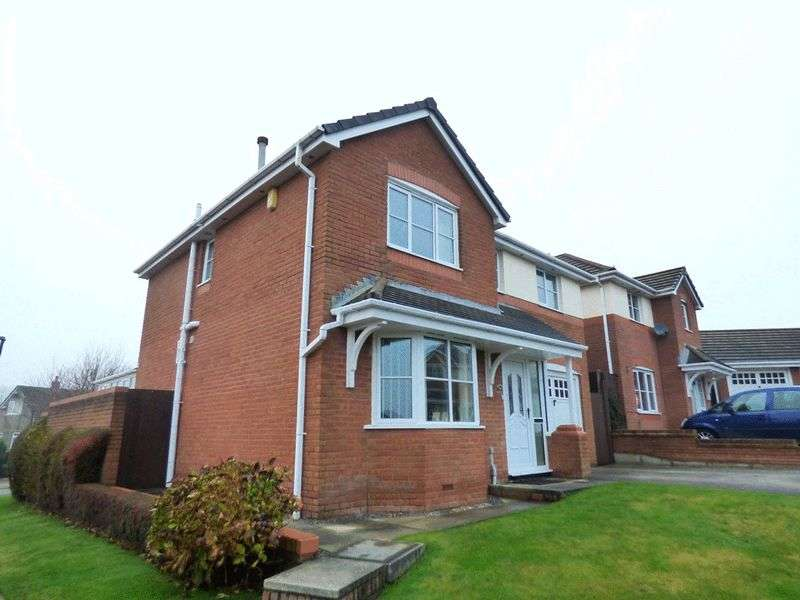 4 Bedrooms Detached House for sale in Saxon Heights, Heysham