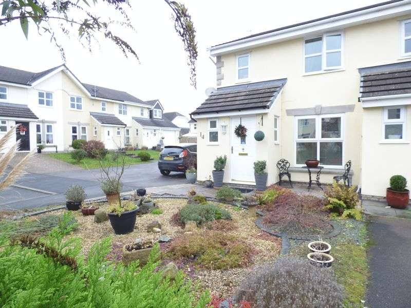 3 Bedrooms Semi Detached House for sale in Swallow Close, Kendal