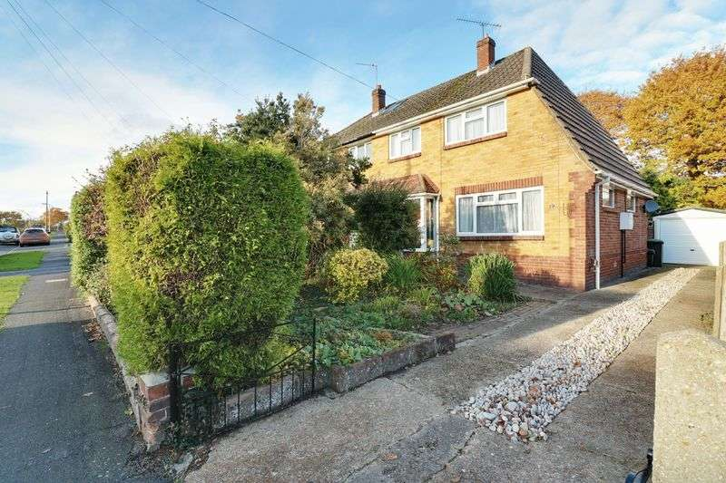 3 Bedrooms Semi Detached House for sale in Willow Tree Avenue, Cowplain, Waterlooville
