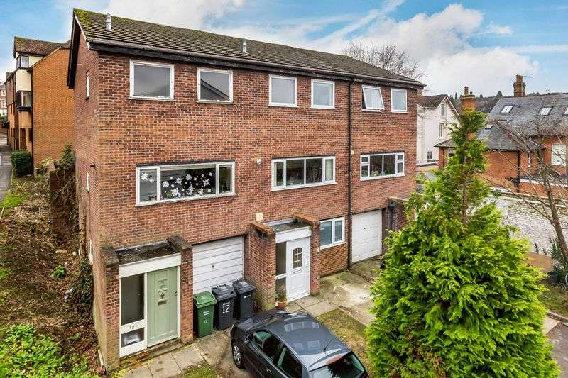 5 Bedrooms Terraced House for sale in Warren Road, Guildford