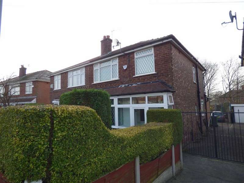 3 Bedrooms Property for sale in Parkleigh Drive, New Moston, Manchester, M40