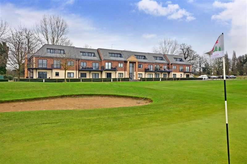 2 Bedrooms Apartment Flat for sale in Abridge Road, Chigwell, Essex