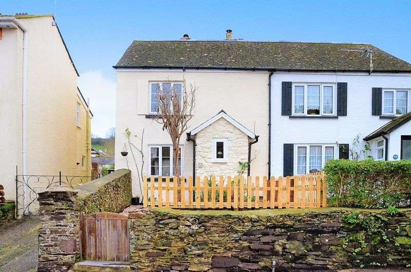 2 Bedrooms Semi Detached House for sale in MILTON STREET BRIXHAM