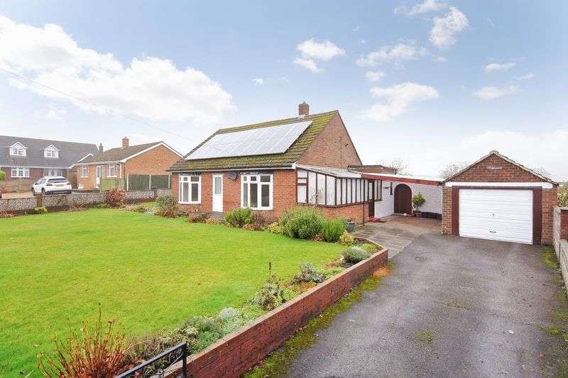 2 Bedrooms Detached Bungalow for sale in Benthall Lane, Broseley