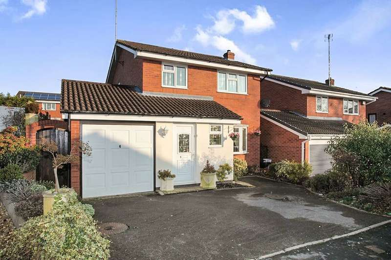 3 Bedrooms Detached House for sale in Fielding Way, Galley Common, Nuneaton, CV10