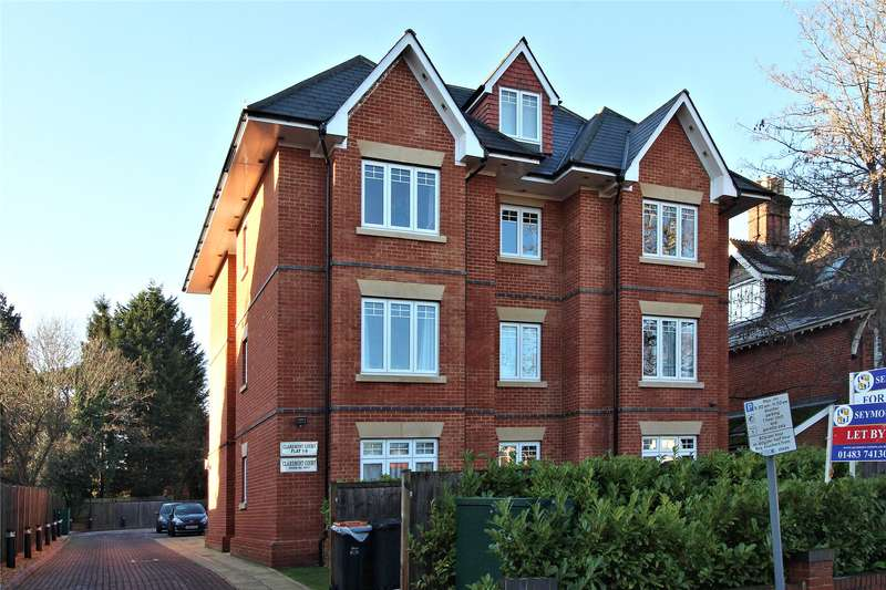 1 Bedroom Apartment Flat for sale in Claremont Court, 25 Claremont Avenue, Woking, Surrey, GU22