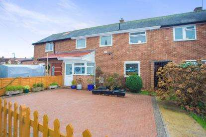 3 Bedrooms Terraced House for sale in Dabbs Hill Lane, Northolt, Middlesex, England