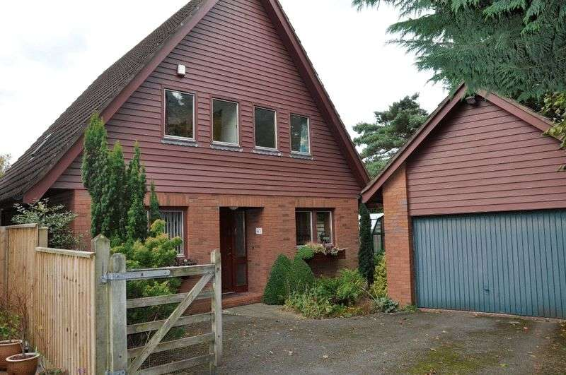 3 Bedrooms Detached House for sale in Karen Drive, Backwell, Bristol