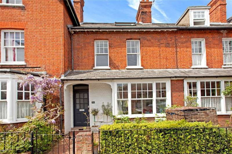 3 Bedrooms Terraced House for sale in Station Road, Marlow, Buckinghamshire, SL7