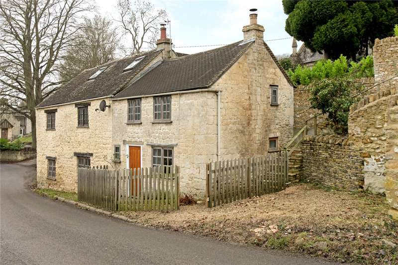 3 Bedrooms Detached House for sale in Woodbine Cottage, Slad, Stroud, Gloucestershire, GL6