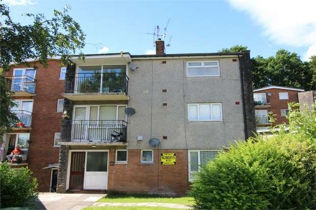 1 Bedroom Flat for sale in Edlogan Way, Croesyceiliog, Cwmbran