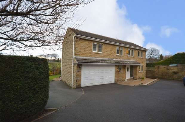 5 Bedrooms Detached House for sale in Towngate, Highburton, HUDDERSFIELD, West Yorkshire