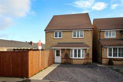4 Bedrooms Detached House for sale in Brownlee Close, Brinsworth, Rotherham, South Yorkshire