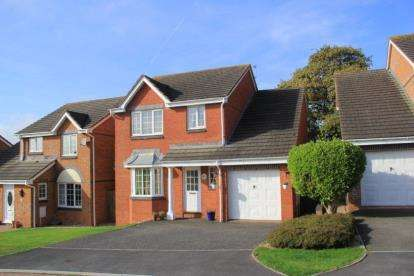 4 Bedrooms Detached House for sale in Exmouth, Devon