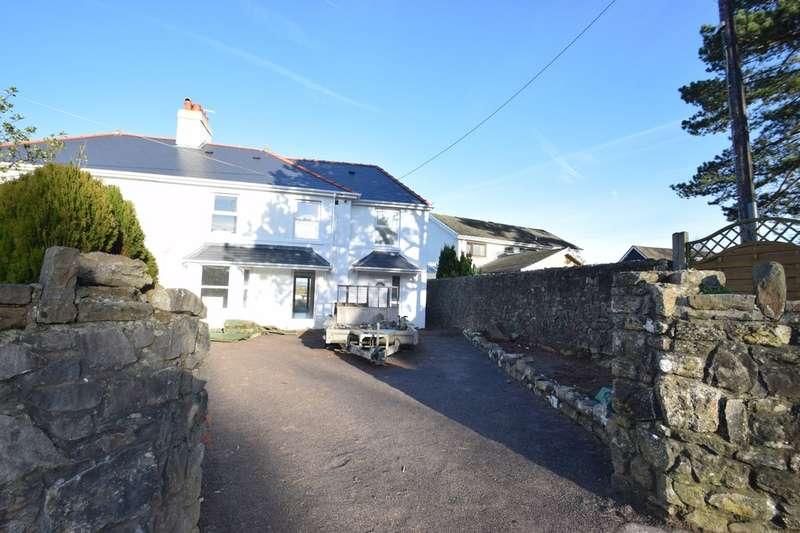 4 Bedrooms Semi Detached House for sale in Southfield, 11 Wick Road, Ewenny, Vale Of Glamorgan, CF35 5BL