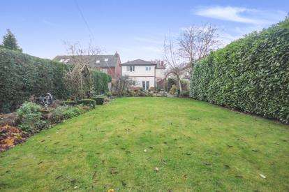3 Bedrooms Detached House for sale in Weddington Road, Nuneaton, Warwickshire, .