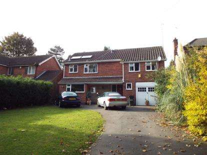 4 Bedrooms Detached House for sale in Mansfield Road, Redhill, Nottingham, Nottinghamshire