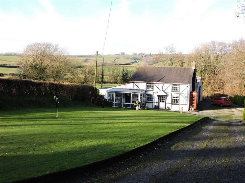2 Bedrooms Property for sale in Crwbin, Kidwelly