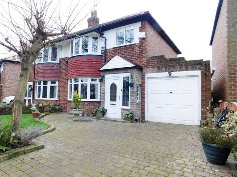 3 Bedrooms Property for sale in Parkway, Cheadle Heath, Stockport