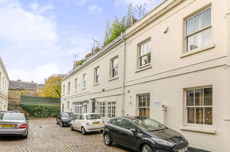 3 Bedrooms Mews House for sale in Logan Mews, Kensington, W8
