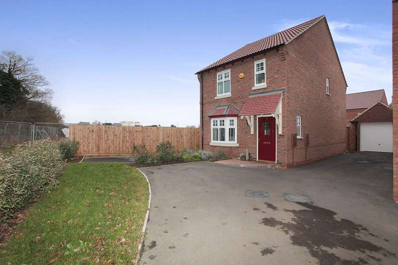 3 Bedrooms Detached House for sale in Meulan Lane, Nuneaton, CV10