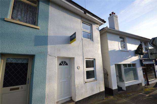 2 Bedrooms End Of Terrace House for sale in Fore Street, Bovey Tracey, Newton Abbot, Devon