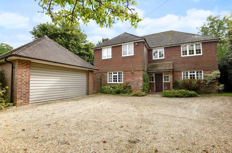 5 Bedrooms Detached House for sale in Hurston Lane, Storrington, RH20