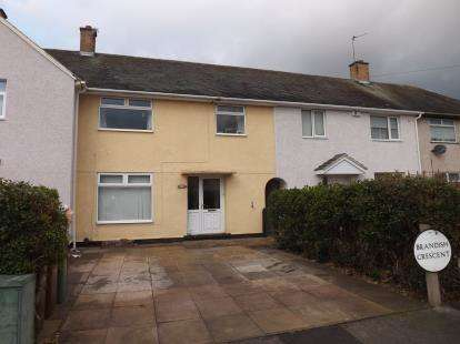3 Bedrooms Terraced House for sale in Brandish Crescent, Clifton, Nottingham