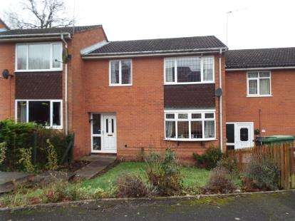 3 Bedrooms Terraced House for sale in Banners Lane, Redditch, Worcestershire
