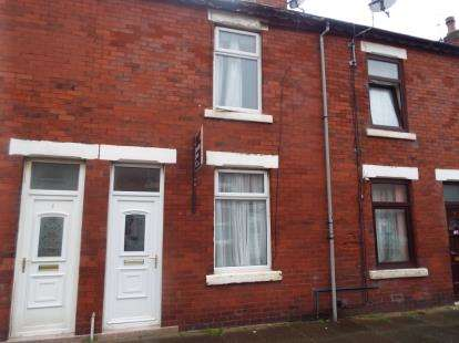 2 Bedrooms Terraced House for sale in Heald Street, Blackpool, Lancashire, FY3