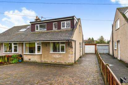 3 Bedrooms Semi Detached House for sale in Newcroft, Warton, Carnforth, Lancashire, LA5