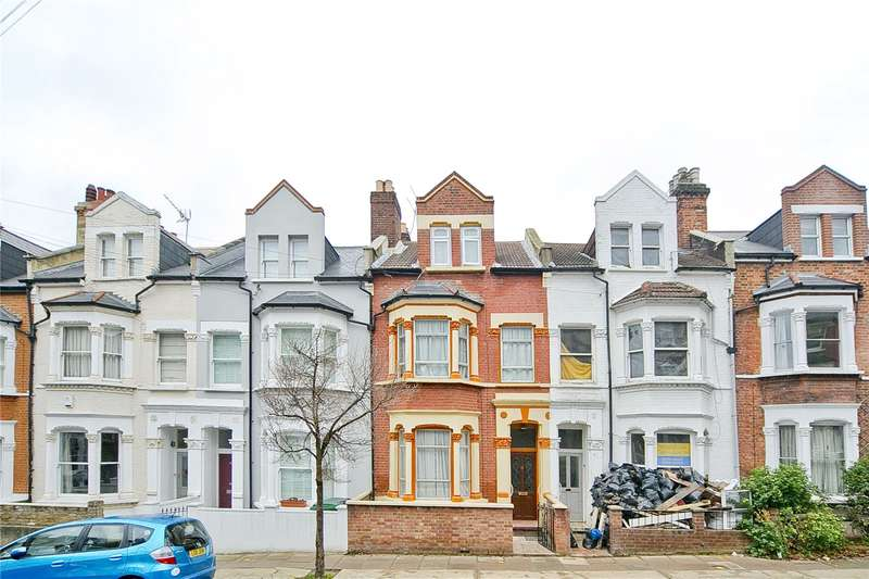 4 Bedrooms House for sale in Ronalds Road, Highbury, N5