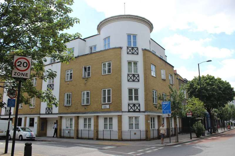 1 Bedroom Apartment Flat for sale in Dove Road, Islington