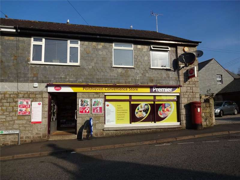 Commercial Property for sale in Fore Street, Porthleven, Helston