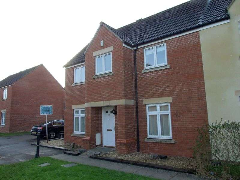 3 Bedrooms Terraced House for sale in Cavell Court, Trowbridge