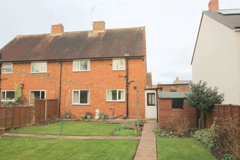 3 Bedrooms Semi Detached House for sale in Woodlands Road, Stratford-Upon-Avon