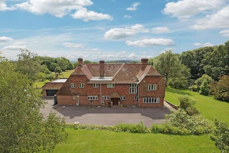 6 Bedrooms Detached House for sale in Five Ashes Road, Rural Rotherfield, East Sussex