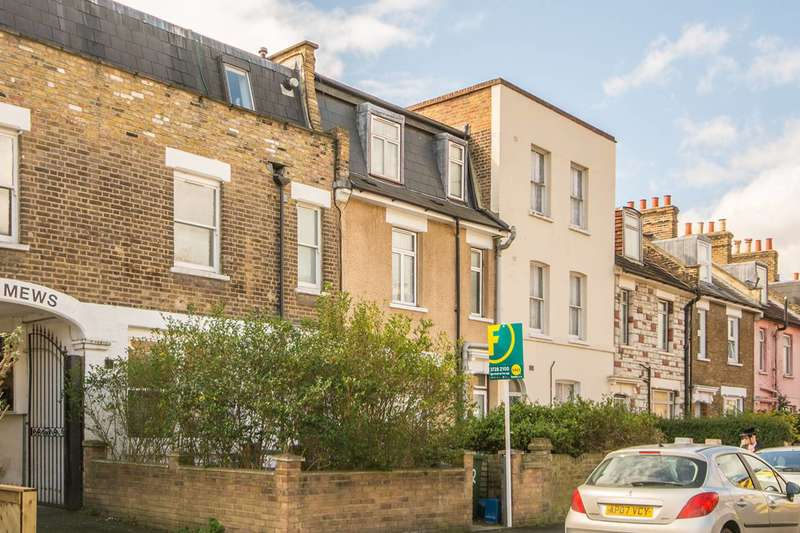 1 Bedroom Flat for sale in Windus Road, Stoke Newington, N16