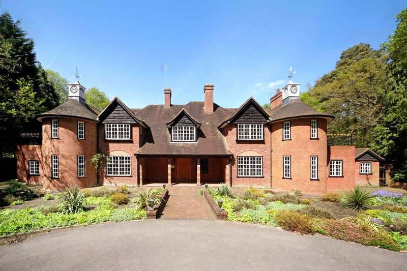 8 Bedrooms Detached House for sale in Wellingtonia Avenue, Crowthorne, Berkshire, RG45