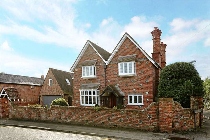 4 Bedrooms Detached House for sale in Altwood Road, Maidenhead, Berkshire, SL6