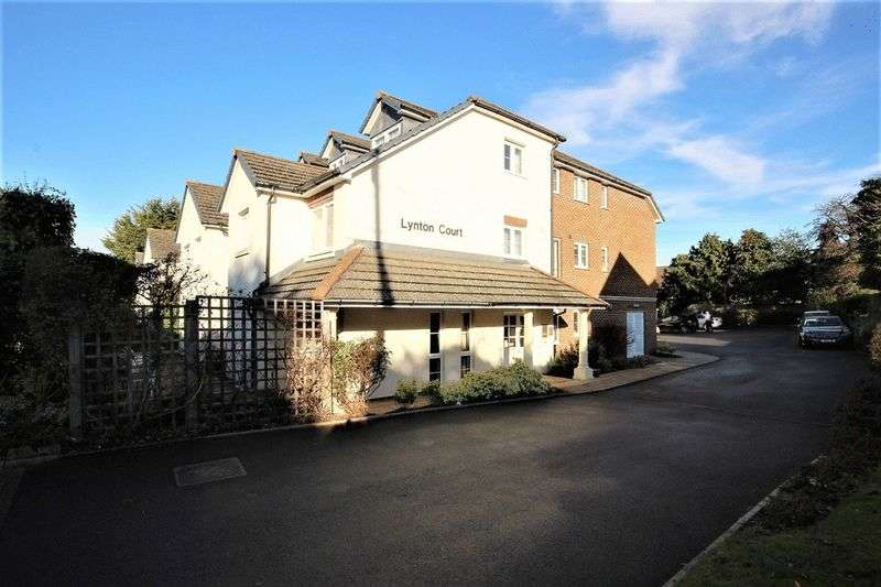 1 Bedroom Retirement Property for sale in Lynton Court, Epsom, KT17 1LF