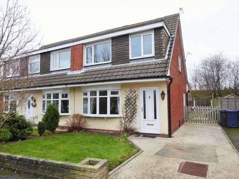 3 Bedrooms Semi Detached House for sale in Glen Park Drive, Hesketh Bank, Preston