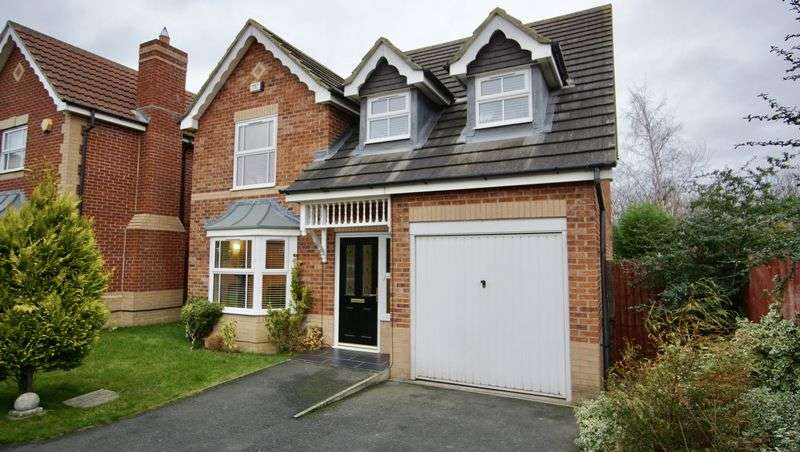 4 Bedrooms Detached House for sale in GREENLEE DRIVE Haydon Grange