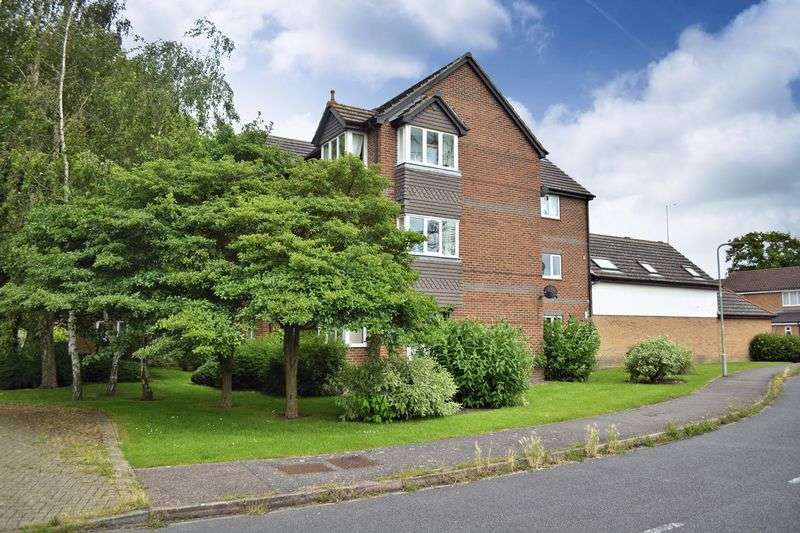 1 Bedroom Flat for sale in Wensum Drive, Didcot