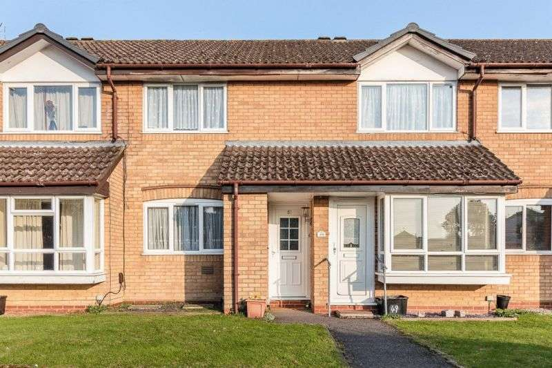 2 Bedrooms Flat for sale in Shackleton Way, Reading