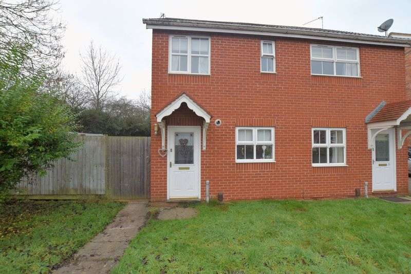2 Bedrooms Semi Detached House for sale in Mitchell Drive, Lincoln