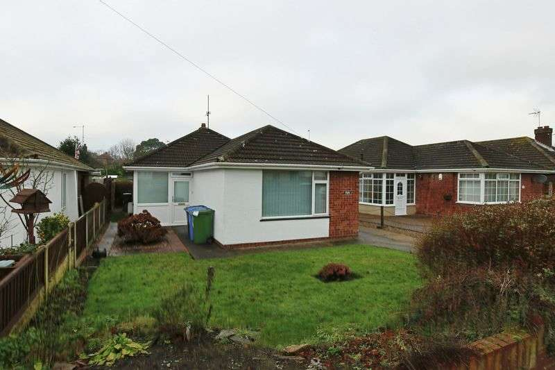 2 Bedrooms Bungalow for sale in Orford Drive, Lowestoft