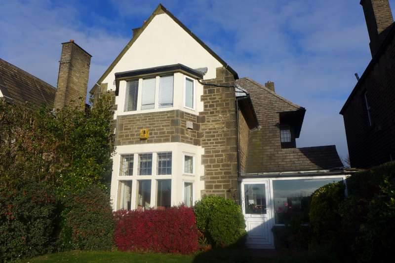 5 Bedrooms Detached House for sale in New Hey Road, Huddersfield, HD3